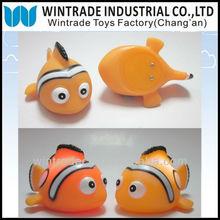 Plastic clown fish