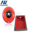 Decibel 100db 24v industrial elétrica fogo sinos de alarme aw-cbl2166-a