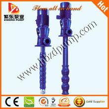 diesel engine well pump
