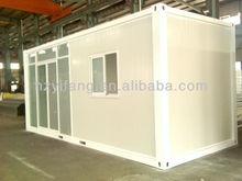 machine container storage