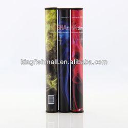Fruit flavors disposable e shisha hookah pen electronic cigarette 600 puff