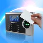 fingerprint time attendance support mini backup UPS and TCP/IP