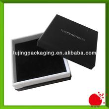Custom square cardboard gift box