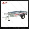XTM T Regular use 1 Cargo trailer,galvaniazed trailer,roll off trailer