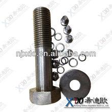 C22 1.0402 nylon super duplex nut bolt