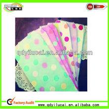 Popular Paper Bag for Polka Dot Wholesale