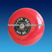 waterproof iron/aluminium/ ABS plastic fire bell LS-961-2