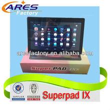 10.1 inch RK3066 Dual Core Tablet PC ARM Cortex-A9 1GB/16GB
