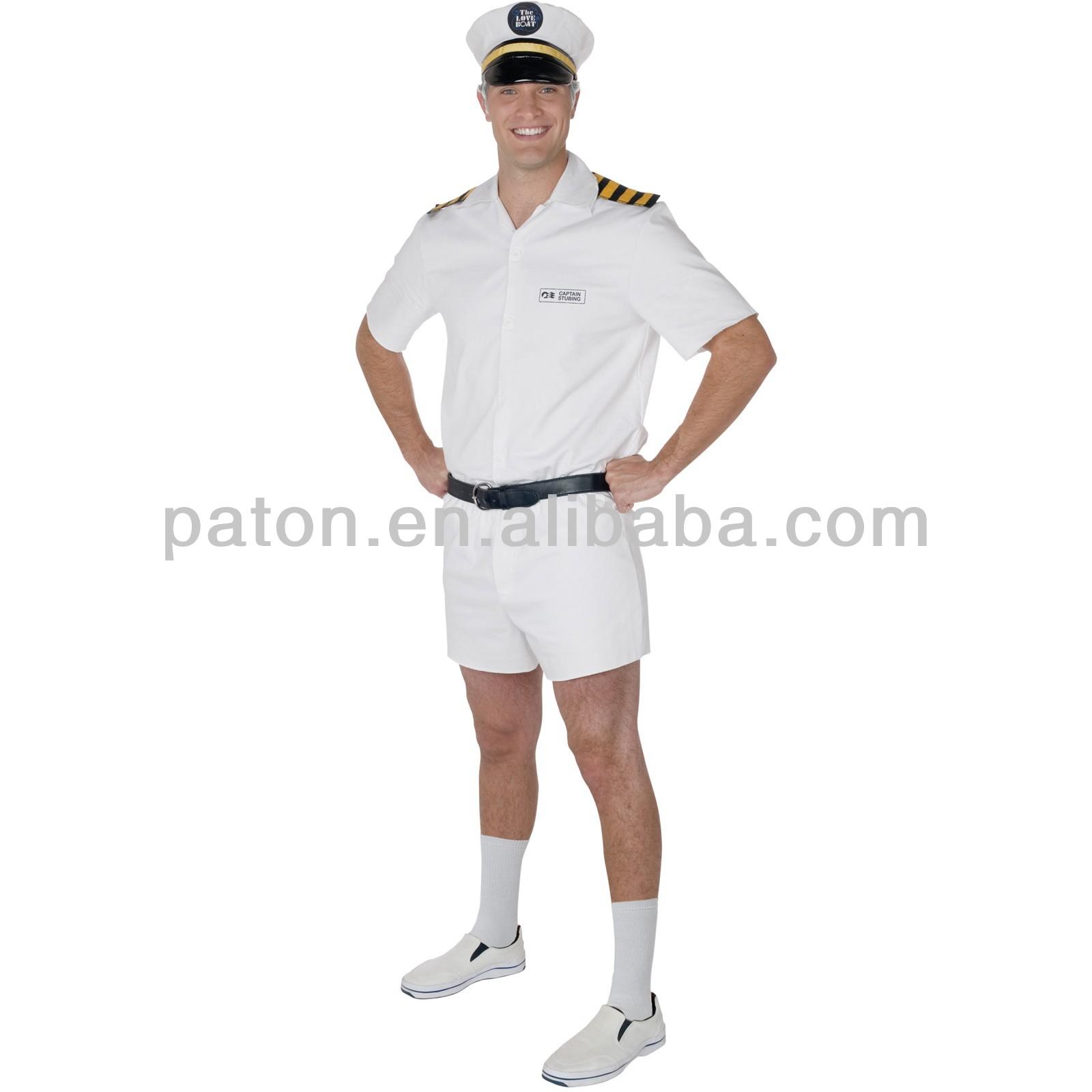 latest white yacht captain  Yacht Captain Uniform