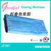 popular folding cooling mattress of practical in china hot sale