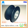 Dongguan factory customed synthetic rubber roller covering