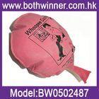 QC018 Rubber Prank Party Bag cushion