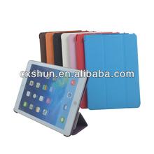 Cross Grain Slim Flip 9.7 inch Stand Smart Case For ipad Air 5
