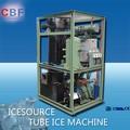 venda quente tubo de gelo maker máquina para bebidas frias e suco de frutas