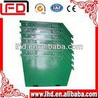 industrial construction metal dust bin for waste oil