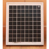 10W Mono portable solar panels with A grade cells,