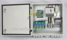 Solar DC combiner,Solar array box with 16strings ,abb switch, SPD