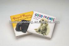 children sound book & reading pen/color cartoon picture book