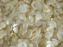 dehydrated garlic slices and garlic ground