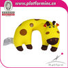 plush animals pillow pattern