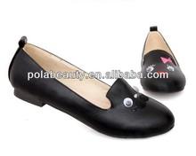 2013 hotest design casual flats shoe women shoe CP6225