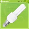 China electronic Lamps 220V E14 2U