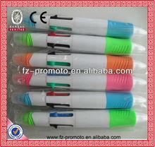 feature plastic simple 1.0 ballpoint pen pens and pencils/promotion pens