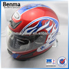 ECE Motorcycle Helmet Red Color, Motorcycle Helmet for Winter, Full Face Motorcycle Helmet with Scarf HOT SELL!!