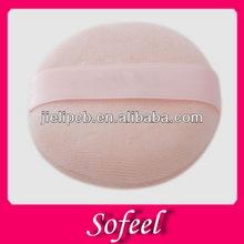 Sofeel short hair pink makeup puff free sample