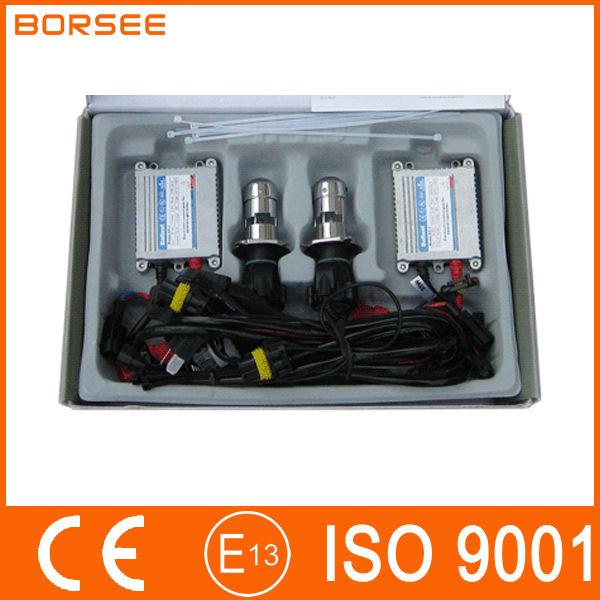 BORSEE promotion! quality 50w/55w factory sale 9004 bi-xenon hid lamp