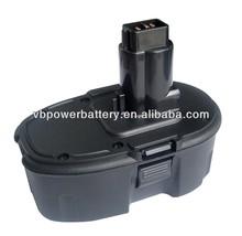 DEWALT 18V Replacement Power Tool Battery 3600mAh NI-MH