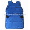 Chaleco de plomo para protección contra los rayos X dentales, azul GP006-02
