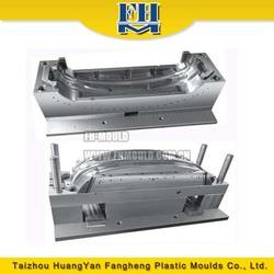 custom plastic injection auto bumper molding