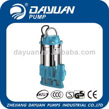 WQD-A water pump motor function