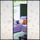 High-end opaque window film for glass window and glass door