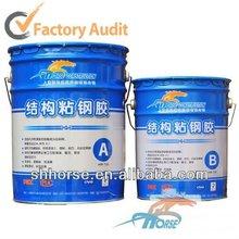 Hm-120 bisfenolo- un a base epossidica in acciaio legame colla
