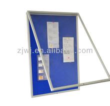 safe glass show case