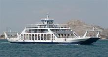 PF00050002- 124 CARS, 800 PAX (summer) Passenger Ferry