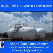 15.000 Tons LPG Mounded Storage tank