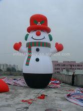 inflatable Christmas Snow-man