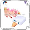 novo modelo da mão gel uv nail polonês máquina de secagem