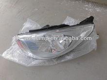 2012 hyundai i10 head lamp /headlight for i10 2007 2011 / auto lamp china for i10