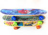 fashion new design 21x6 inch chinese wooden maple with plastic trucks nice skateboards