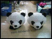 bs2013 animal panda mascot head
