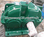 Guomao ZDY series cylindrical speed gearboxes for aerators made in China