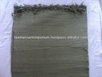indian handloom bedsheets plain colours model