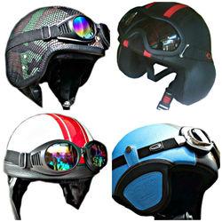 Custom Vintage Helmets