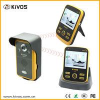 KIVOS wireless long range wireless video intercom smart home intercom