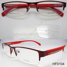 Half Frame Eye Reading Glasses Frames