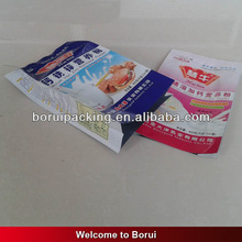 side gusset milk powder pouches with printing,plastic food package